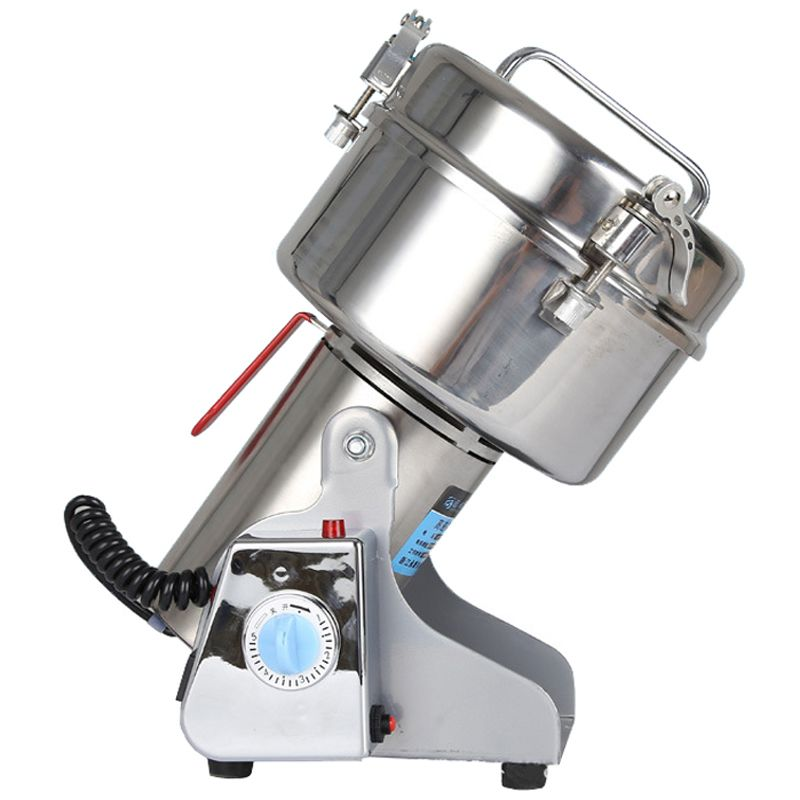 JZ0/2000g Electric Herb Grain Grinder Cereal Mill Flour Coffee Food Wheat Machine