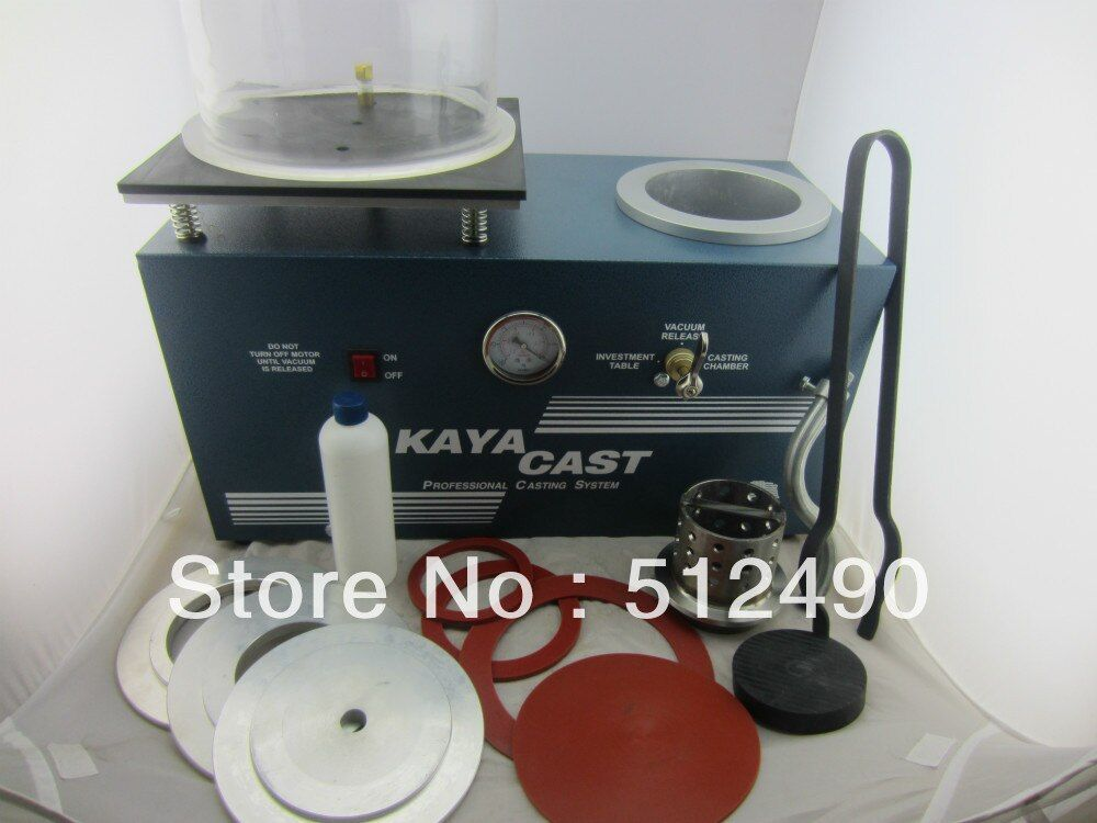 Vacuum casting machine, Kaya vest casting machine, jewelry vacuum casting machine,mini kaya jewelry casting machine,whole set