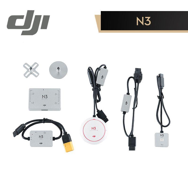 DJI N3 Naza Series Flight Controller Dual IMU Redundancy Sport Mode Drone Quadcopter SDK Fly Control Original