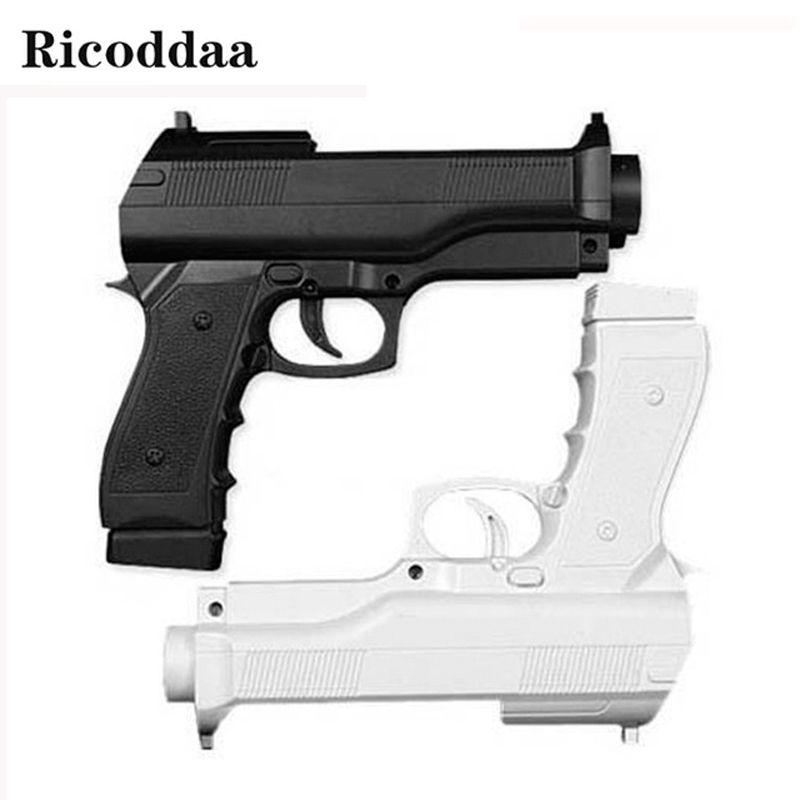 Pistolet Zapper pour Nintendo Wii pistolet de tir pistolet pour Wii télécommande jeu vidéo support de pistolet pour Wii accessoires de jeu
