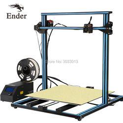 CR-10S 4 S 5 S/CR-10Mini CR-10 3D Drucker DIY Kit option Große größe Dual Z Stange Filament Sensor /erkennen Lebenslauf Power Off Creality 3D