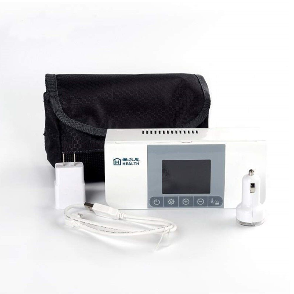 New Home health care supplies, micro medical fridge, insulin/vaccine/interferon storing anywhere anytime, portable cooler