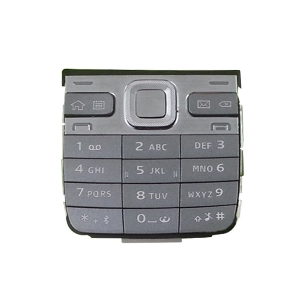 iPartsBuy Mobile Phone Keypads Housing Replacement with Menu Buttons / Press Keys for Nokia E52