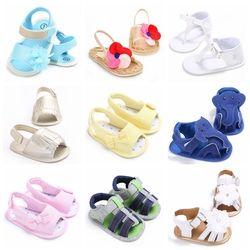 ROMIRUS Bébé Filles Garçons Princesse Chaussures Nouveau-Né Summer Infant Toddler Prewalker Lit Bebe Enfants à Semelle Souple Première Walker Chaussures