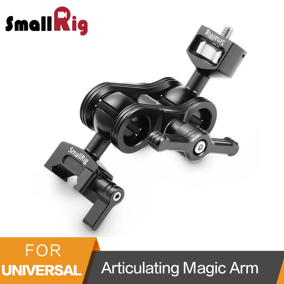 SmallRig Articulating Magic Arm with 1/4