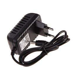 Универсальный 5.5 мм x 2.5 мм AC DC адаптер конвертер 100-240 В 6 В 1A 1000ma Импульсные блоки питания ЕС переходник Зарядное устройство