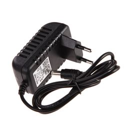 Universal 5.5mm x 2.5mm AC DC Adapter Converter 100-240V 6V 1A 1000mA Switching Power Supply EU Plug Adapter Charger