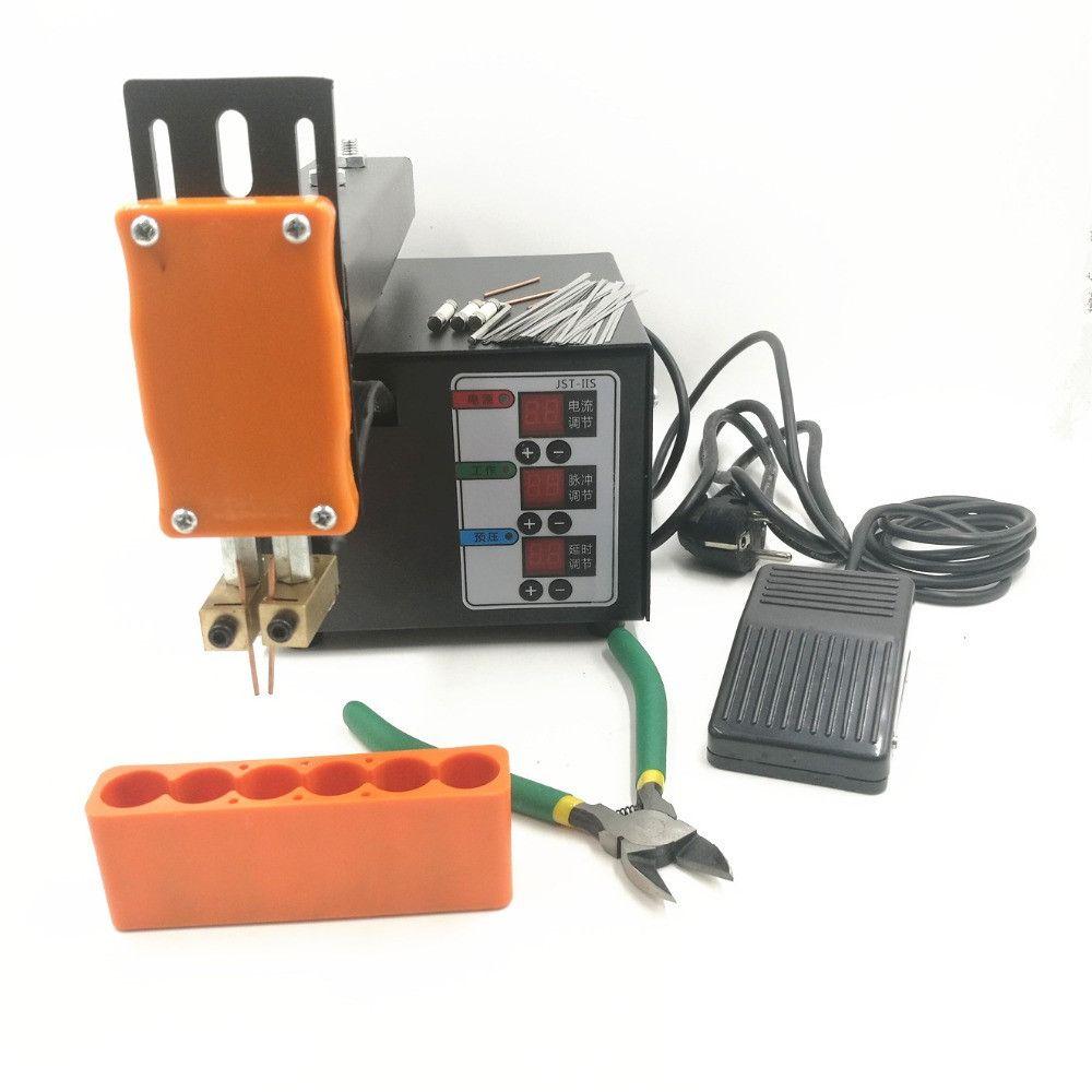 Batterie Spot schweißer Maschine 18650 Lithium-Batterie spot schweißen/Schweißen Maschine 220 V 3KW Mit Schweißen Arm Batterie Leuchte