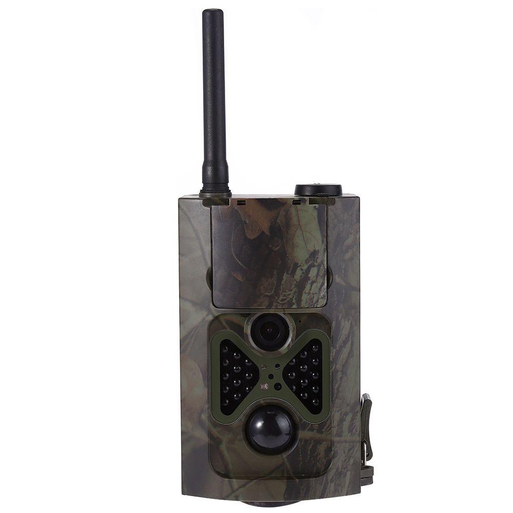HC - 550 Hunting Trail Camera Infrared Digital Trail Scouting Hunting Camera MMS GPRS 12 MP 1080p HD Video 3G wildlife cameras