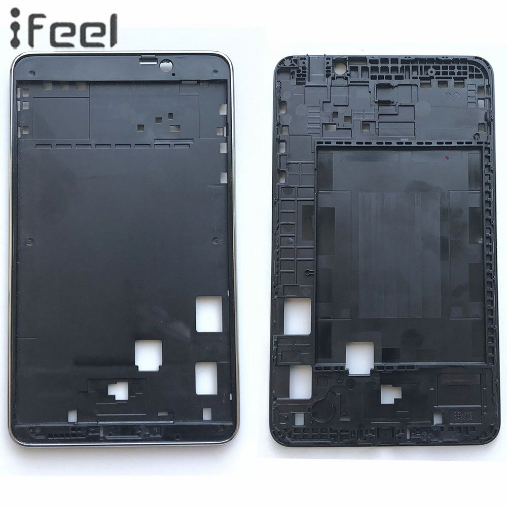 New LCD Front Holder A-Cover Middle Plate Frame Bezel For Samsung Galaxy Tab 4 7.0 T230 T231 T237 Black