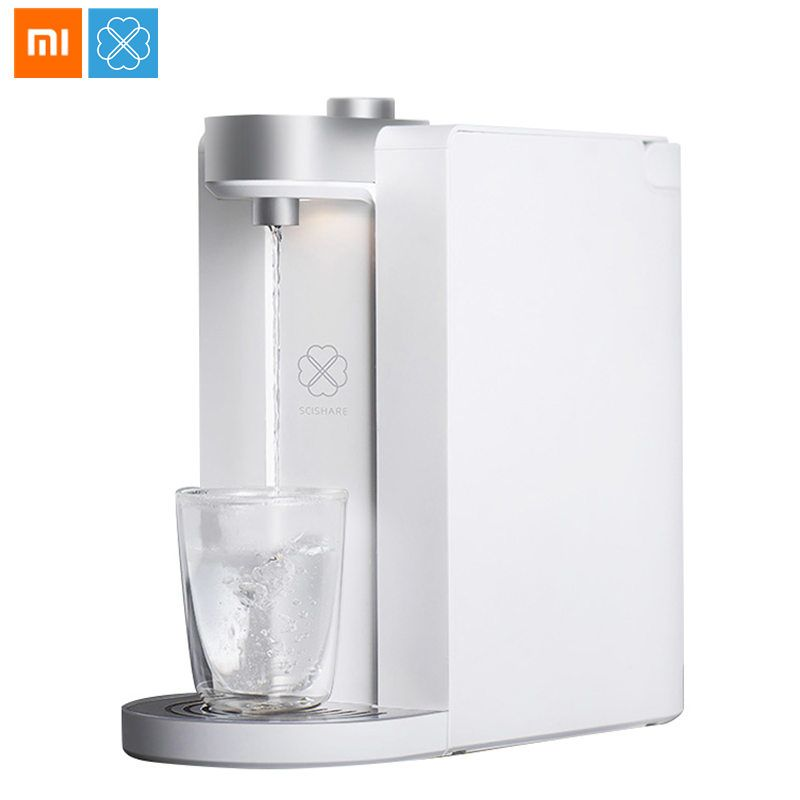 Original Xiaomi SCISHARE Smart Heating Water 1.8L Capacity 6 Mode Temperature 3 Seconds Water For Cup-Type Household Appliances