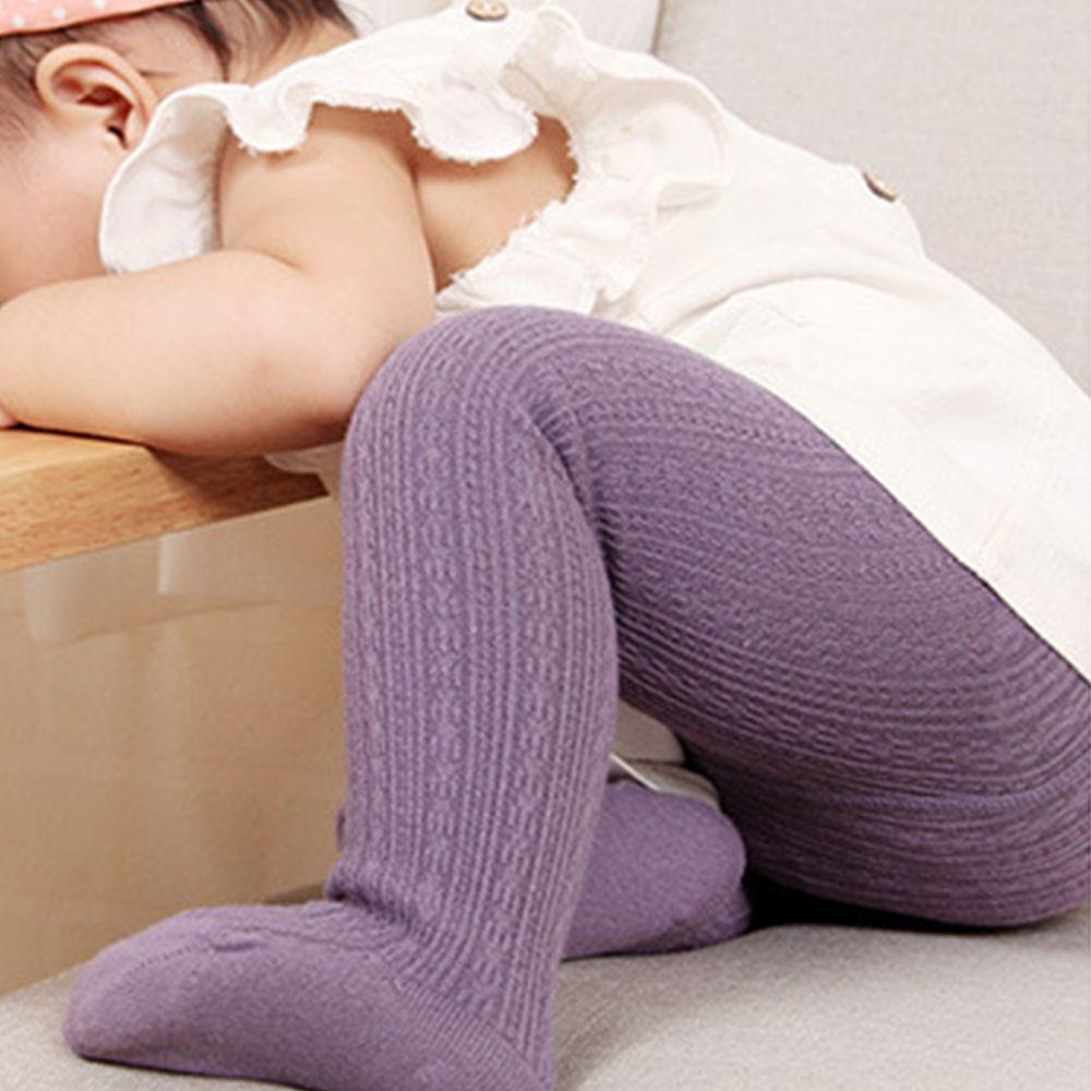 Младенческой Мягкий хлопок для маленьких девочек Колготки для новорождённых новорожденных Повседневное однотонные теплые Колготки для но...