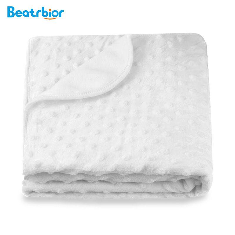 2017 розничная продажа Детское одеяло для новорожденных Термальность мягкого флиса одеяла для маленьких мальчиков девочек спать искривлени...