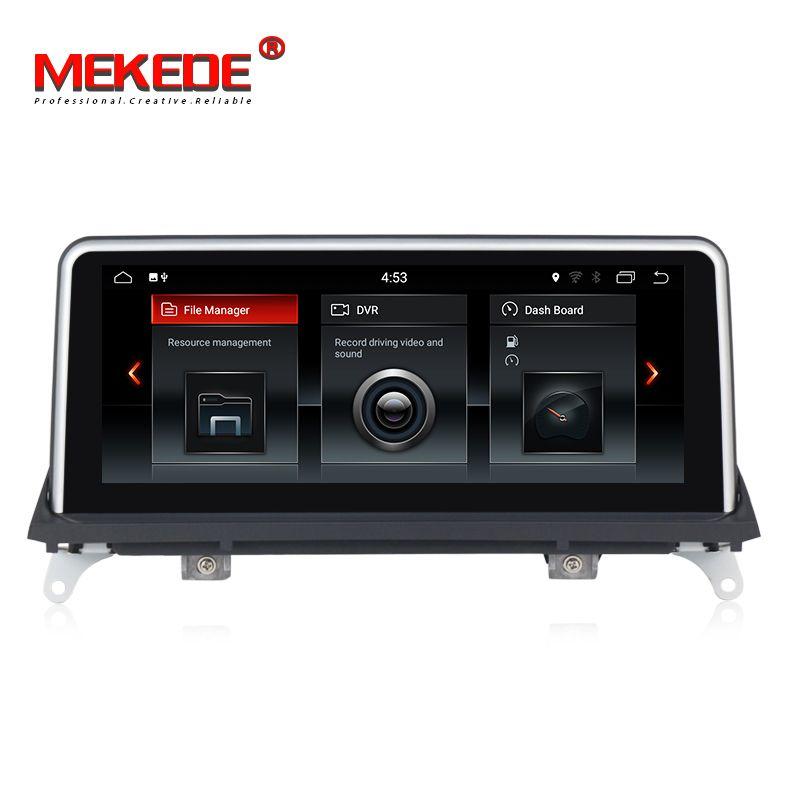 Hot selling! Quad core 2GB RAM 32GB ROM car gps navigation autoradio player for BMW X5 E70/X6 E71 (2007-2013) CCC/CIC system