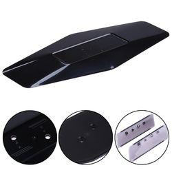 Game Console Vertical Stand Holder Cooling Pad Dock Base Bracket Black Plastic for PS4 Slim