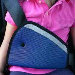 Автомобильный ремень безопасности, подкладочный регулировщик для детей, для детей, для защиты автомобиля, безопасная посадка, мягкий коври...