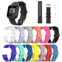 New Arrival For Fitbit Versa Wristband Wrist Strap Smart Watch Band Strap Soft Watchband Replacement Smartwatch Band FREE SHIP