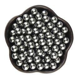 30/100pcs 6mm 8mm 10mm 11mm Steel Balls Slingshot Hunting High-carbon Steel Slingshot Ball Catapult Slingshot Hitting Ammo Steel