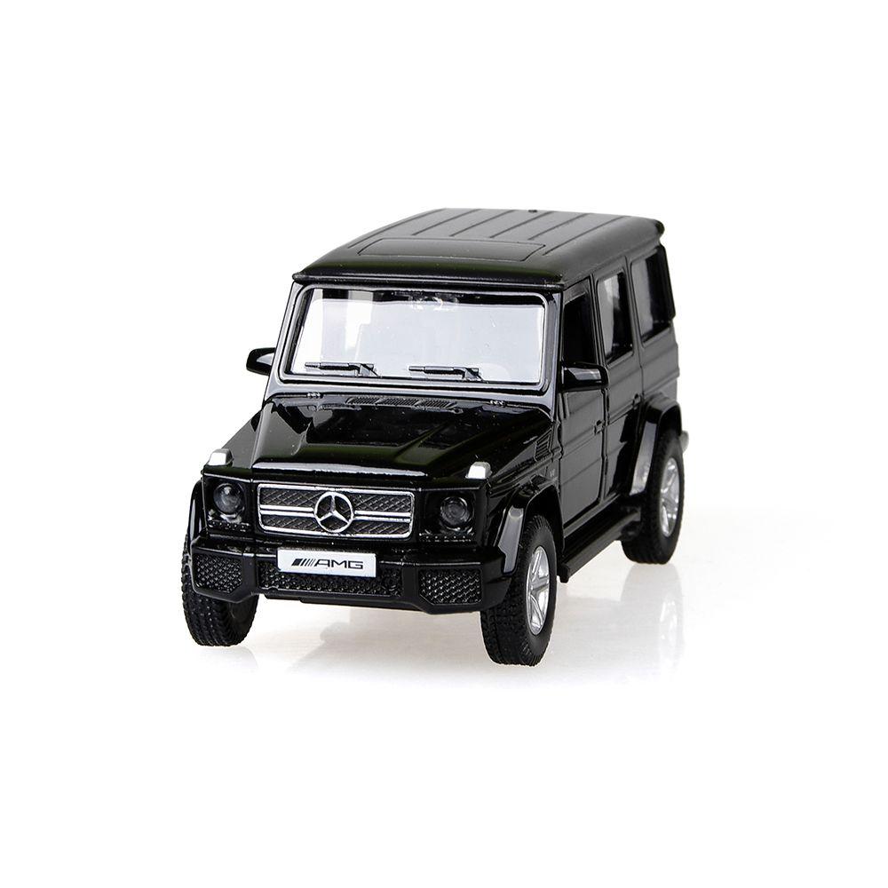 BZ g-class G55 G63 AMG noir 1/36 modèles en alliage modèle de voiture SUV voiture en métal moulé sous pression retirer le jouet de voiture pour la Collection de cadeaux