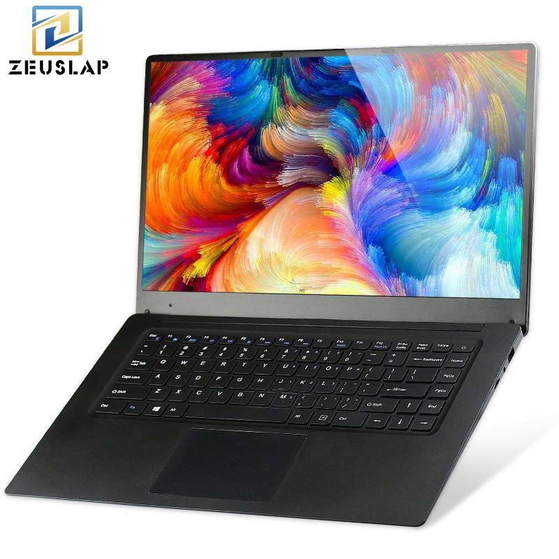 Neue 15,6 zoll 1920*108 P IPS Bildschirm Intel Atom 4 GB Ram 64 GB Rom Windows 10 System Schnell Boot Netbook Laptop Notebook-Computer