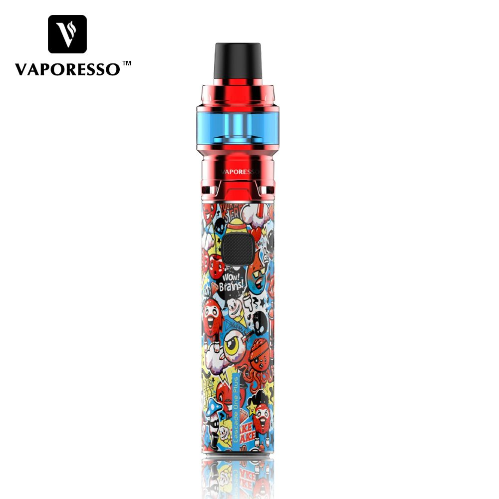 AIO Stift Vape Kit Original Vaporesso Cascade One Plus SE Kit 3000 mah Batterie 6,5 ml Tank & GT Mesh spule Elektronische Zigarette Kit