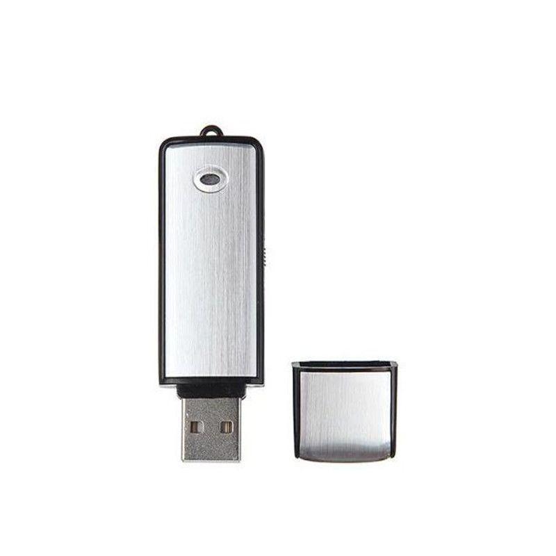 U-disk Mini enregistreur Audio numérique 16 GB enregistrement vocal professionnel Dictaphone enregistreur USB stylo d'enregistrement 2 couleurs