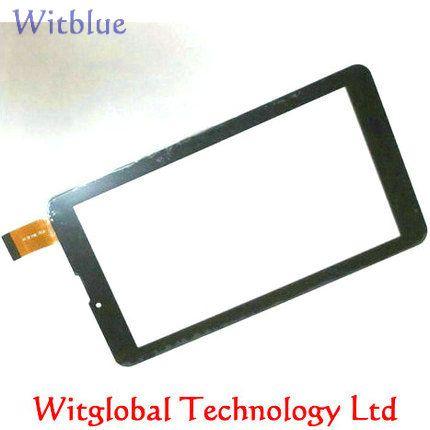 Neue touchscreen Kapazitiven bildschirm Panel Digitizer Glass Sensor Ersatz Für 7