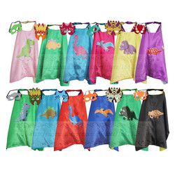 Dinosaur Costume - Animal costumes Cape with masks for kids birthday party Halloween Dino Costume