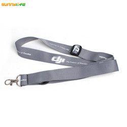 Sunnylife DJI Mavic PRO Remote Controller Shoulder Rope Strap Belt Sling Lanyard Strap Neck Hung Belt for Phantom 2 3 4 Inspire1