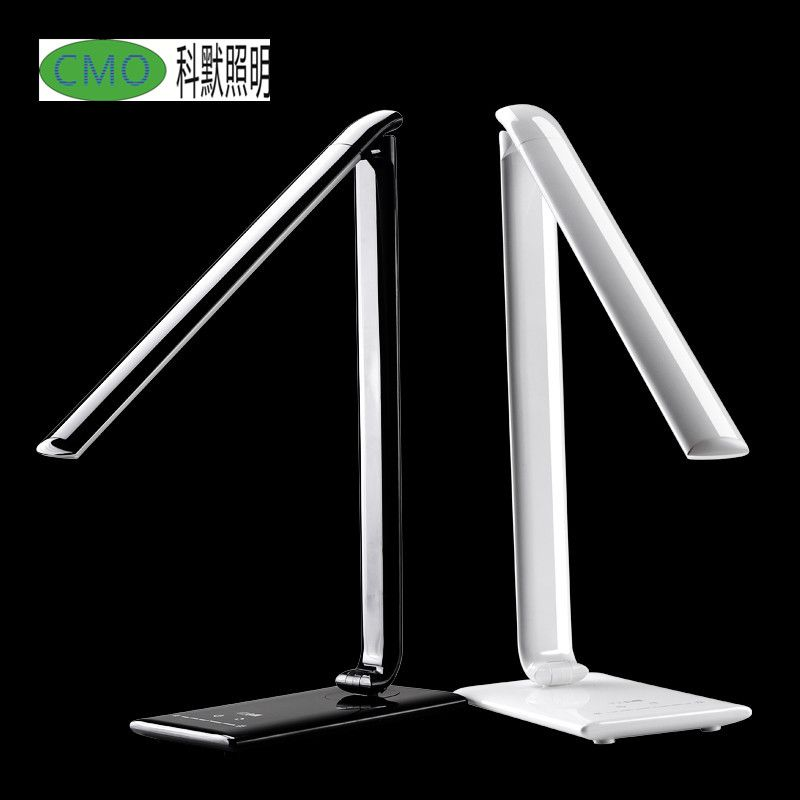 New hot 10W TZ-008K LED eye protection led desk lamp adjustable work study light dimmer desk lamp-book-reading led folding lamp