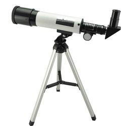 Visionking Refração 360X50 Céu Telescopio Monocular Espaço Astronômico Com Tripé Portátil Presente do Âmbito de Observação