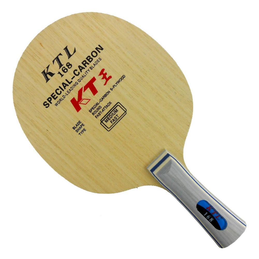KTL 168 L168 L-168 Schnelle-Angriff Shakehand Tischtennis-blatt
