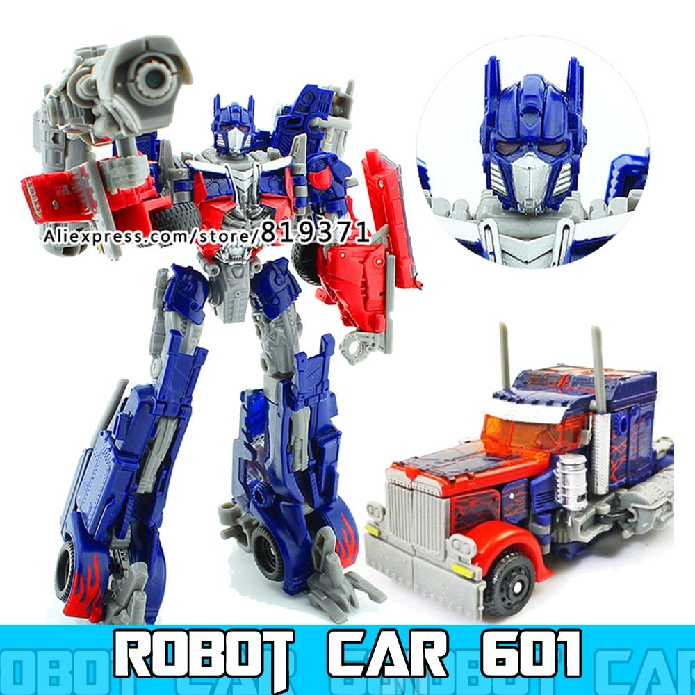Transformation Original box Big Cars Robots Action Figures Classic Toys For Boy Birthday Gift Juguetes Figuras Transformador Toy