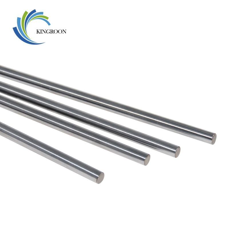 Optical Axis 300 320 330 350 390 400 500 mm Smooth Rods 8mm Linear Shaft Rail 3D Printers Parts Chrome Plated Guide Slide Part