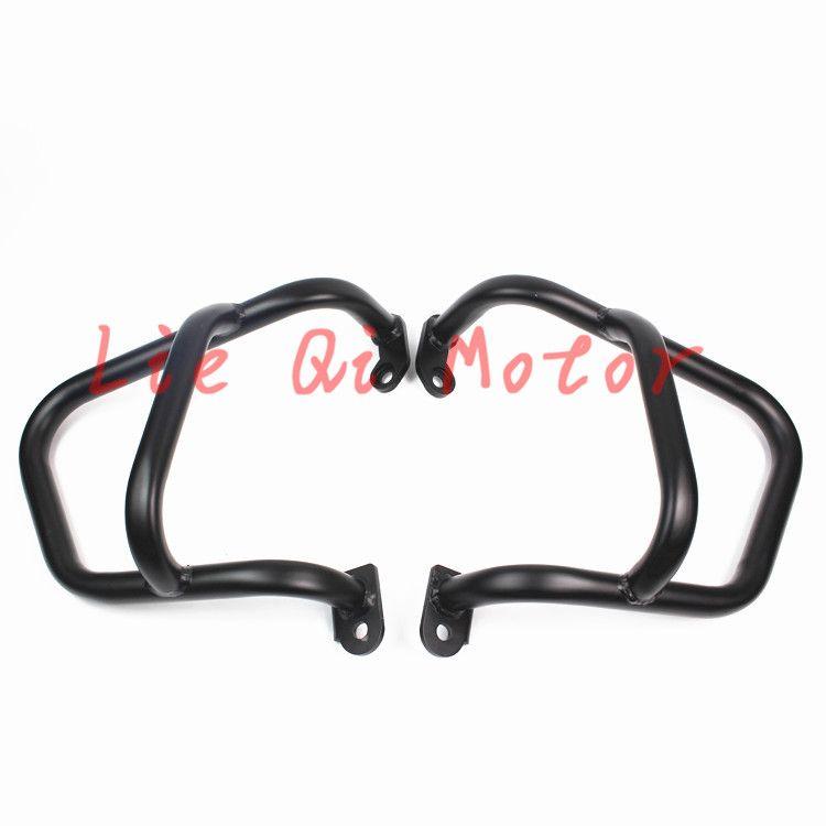 Motorcycle Refit Engine Guard Crash Bar Frame Protector A set of matte black For HONDA CB500X CB500F CB 500X CB 500 F 2016