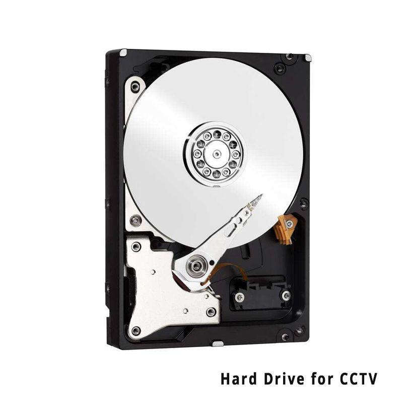 1TB 2TB 3TB 4TB CCTV Desktop HDD Internal Hard Disk Drive 5900 RPM SATA 6Gb/s 64MB Cache 3.5-inch HDD IP Camera NVR