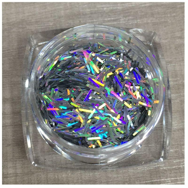 XB179 Buena calidad de la manera NUEVA shinning Nail Glitter Powder polvo arcylic