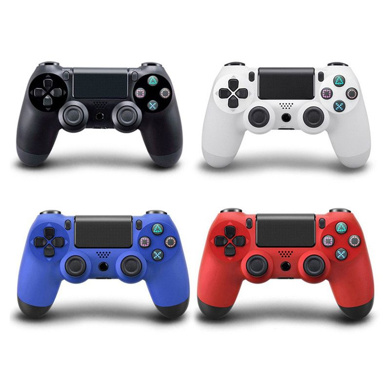 Wireless Bluetooth Gamepad Controller For PS4 Game Controller Joystick Gamepads for PlayStation 4 Console for PS4 Pro Slim