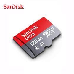 SanDisk microsd 16gb 64gb micro SD Card 32gb Memory Cards 80MB/s tf card tarieta micro sd cartao de memoria