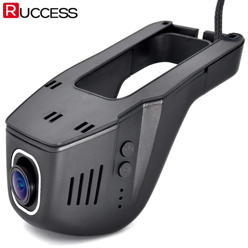 Видеорегистраторы для автомобилей Камера видео Регистраторы Универсальный DVRs dashcam Новатэк 96658 Беспроводной Wi-Fi приложение манипуляции Full HD...