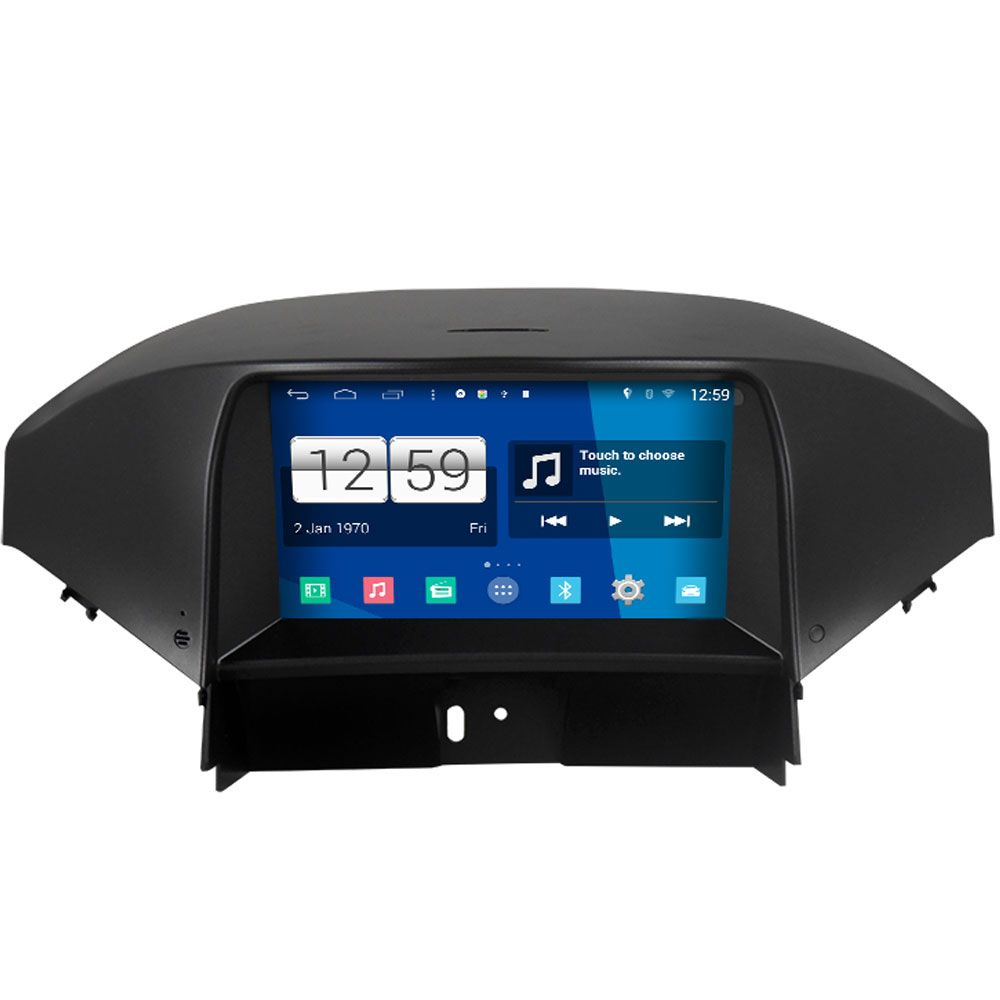 Winca S160 Android 4.4 System Car DVD GPS Headunit Sat Nav for Chevrolet Orlando 2011-2013 with Wifi / 3G Host Radio Stereo