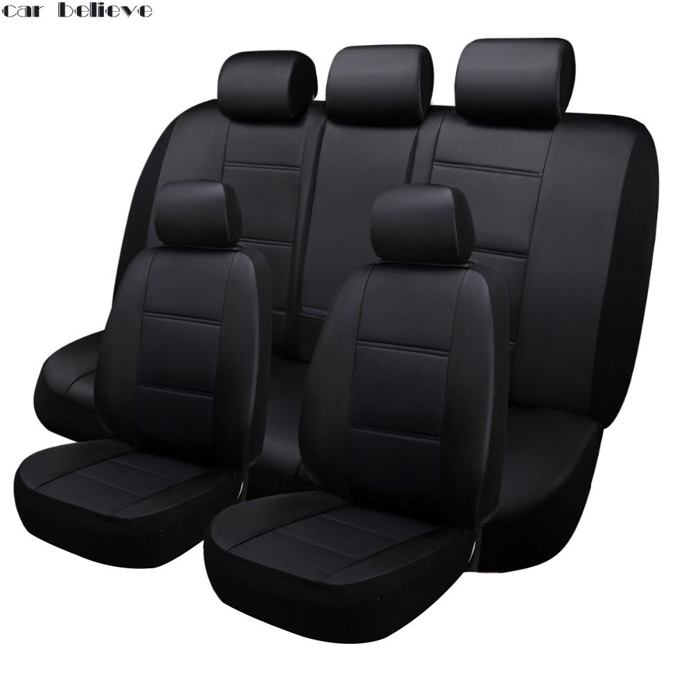 Car Believe car seat cover For nissan qashqai j10 almera n16 note x-trail t31 patrol y61 juke covers for vehicle seats