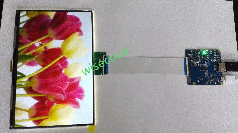 2560x1600 8.9 pouces WQXGA 2 K LCD Module écran lecteur carte HDMI affichage bricolage projecteur Kit 3D imprimante moniteur