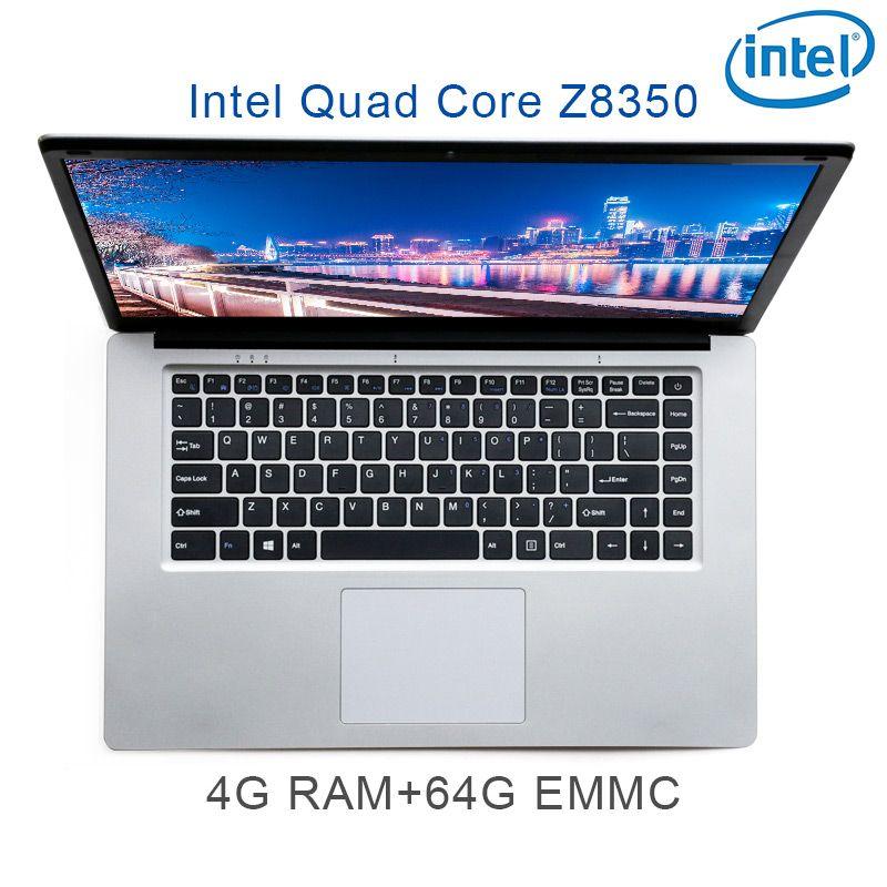 P2-02 silber 4G RAM 64G EMMC Intel Atom Z8350 15,6 laptop notebook tastatur und OS sprache verfügbar für wählen