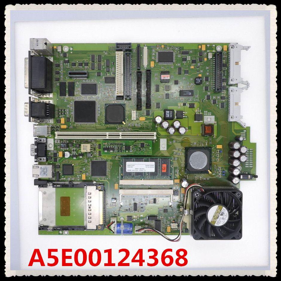 Original A5E00124368 PCU50 industrielle motherboard (nur mainboard) geprüft arbeits