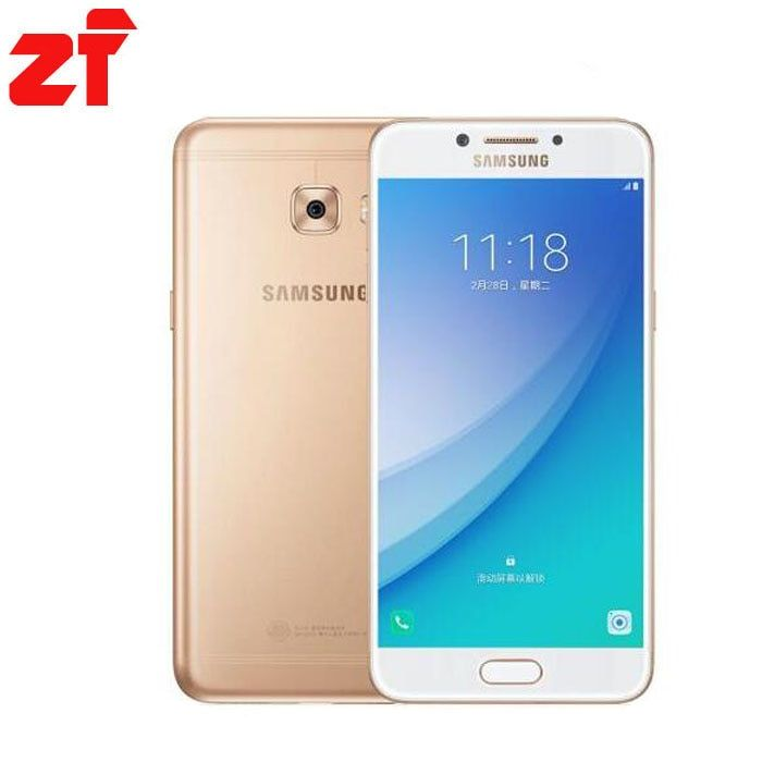 Original Neue Samsung Galaxy C5 Pro 2017 Handy C5010 4 GB + 64 GB
