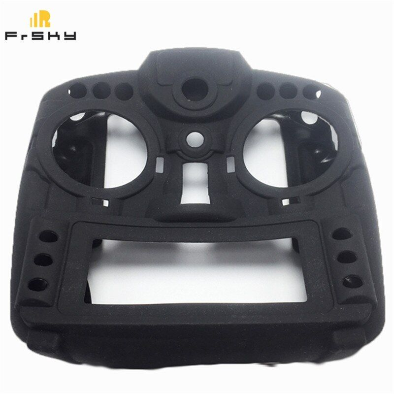 Silicone Protector Case Scrub Feel for FrSky Taranis X9D Plus SE Transmitter Remote Controller Black White For RC Models Parts