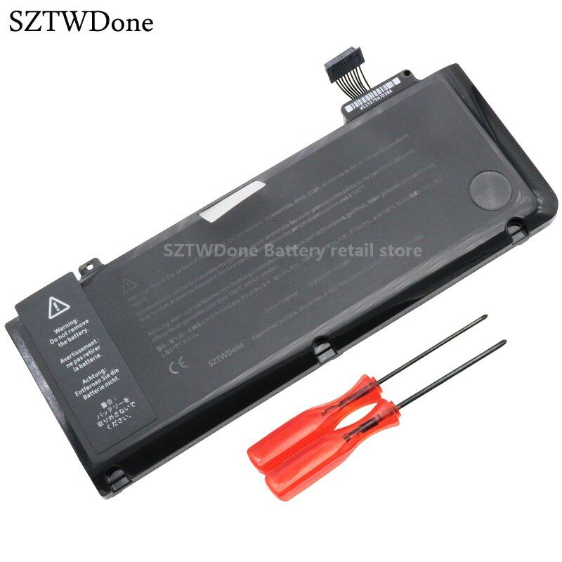 SZTWDone Laptop Battery A1322 For APPLE MacBook Pro 13