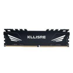 Kllisre DDR4 Ram 8GB 4GB 2133 MHz atau 2400 MHz DIMM Desktop Dukungan Memori Papan Utama DDR4