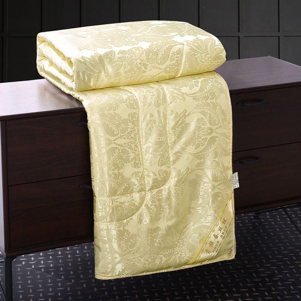Quatre couleurs mulberry soie couette couvre-lits matelassé couverture été hiver roi reine pleine taille double couette literie ensemble